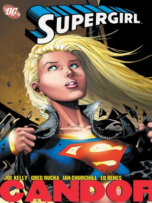 cover image of Supergirl (2005), Volume 2