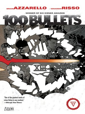 cover image of 100 Bullets (1999), Book 5