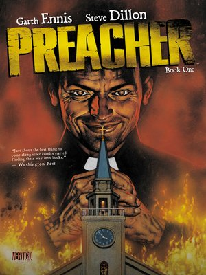 cover image of Preacher: Book One