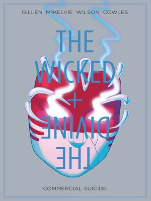 cover image of The Wicked + The Divine, Volume 3