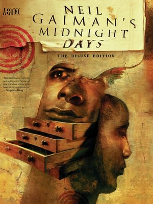 cover image of Neil Gaiman's Midnight Days