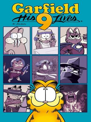 cover image of Garfield, Volume 9