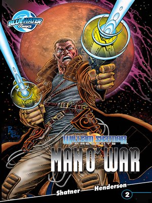 cover image of William Shatner Presents: Man O' War, Issue 2