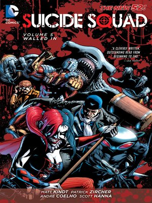 cover image of Suicide Squad, Volume 5