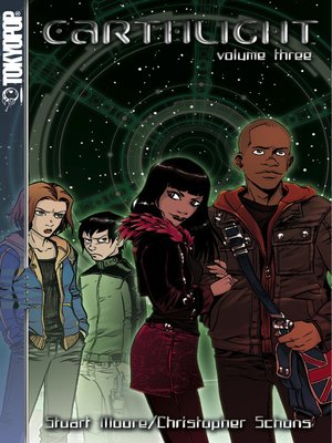 cover image of Earthlight, Volume 3