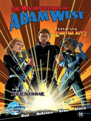 cover image of The Misadventures of Adam West, Volume 2, Issue 11