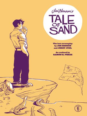 cover image of Jim Henson's Tale of Sand