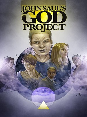 cover image of John Saul's The God Project GN