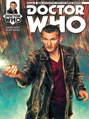 cover image of Doctor Who: The Ninth Doctor, Year One (2015), Issue 1