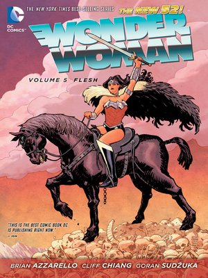 cover image of Wonder Woman, Volume 5