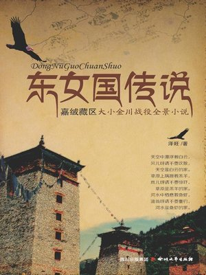 cover image of 东女国传说