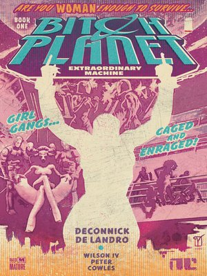 cover image of Bitch Planet, Volume 1