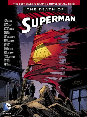 cover image of The Death of Superman
