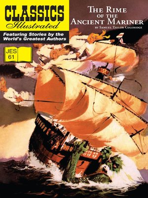 cover image of The Rime of the Ancient Mariner