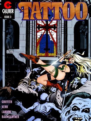 cover image of Deadworld: Tattoo, Issue 3