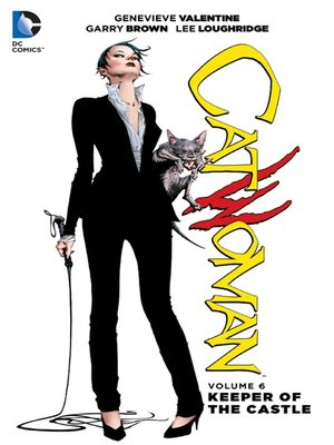 cover image of Catwoman (2011), Volume 6