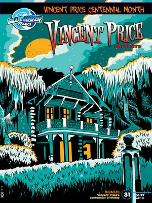 cover image of Vincent Price Presents, Issue 31