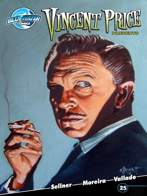cover image of Vincent Price Presents, Issue 25