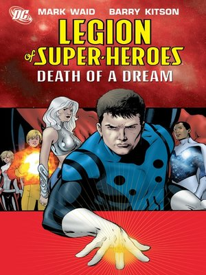 cover image of Legion of Super-Heroes, Volume 2