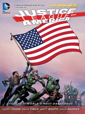cover image of Justice League of America, Volume 1