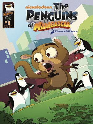 The Penguins of Madagascar, Volume 2, Issue 1 by Dale Server