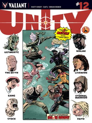 cover image of Unity (2013), Issue 12