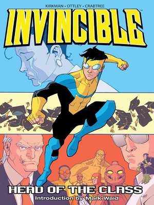 cover image of Invincible (2003), Volume 4