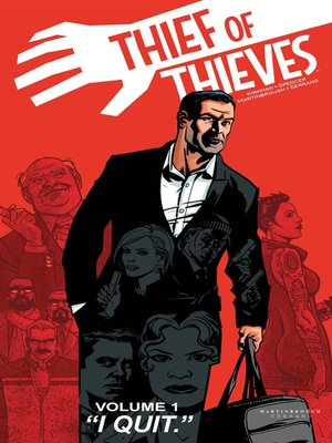 cover image of Thief of Thieves (2012), Volume 1