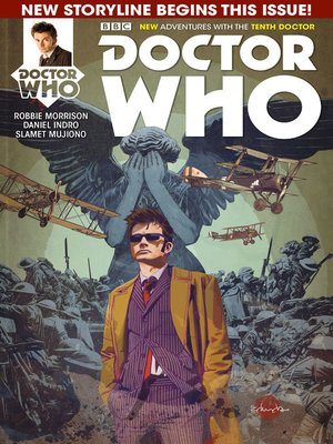 cover image of Doctor Who: The Tenth Doctor, Year One (2014), Issue 6