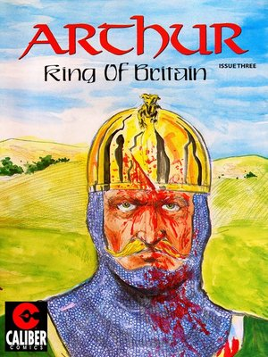 cover image of Arthur: King of Britain, Issue 3