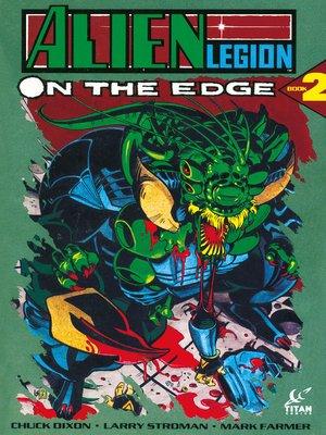 cover image of Alien Legion (1984), Issue 41