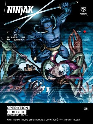 cover image of Ninjak (2015), Issue 12