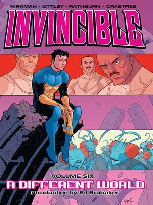 cover image of Invincible (2003), Volume 6