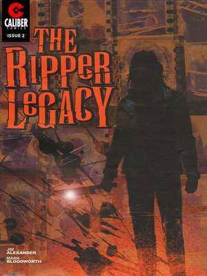 cover image of The Ripper Legacy, Issue 2