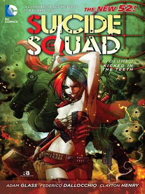 cover image of Suicide Squad, Volume 1