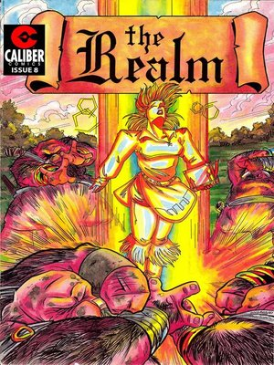 cover image of The Realm, Issue 8