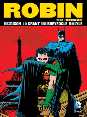 cover image of Robin, Volume 1