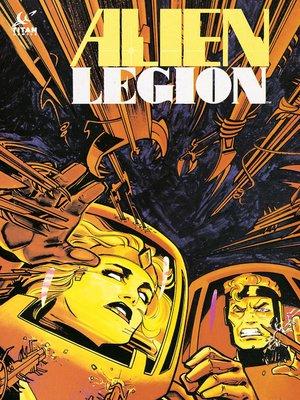 cover image of Alien Legion (1984), Issue 29
