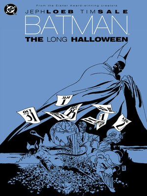 cover image of Batman: The Long Halloween