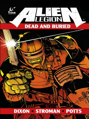 cover image of Alien Legion: Dead and Buried