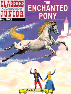 cover image of The Enchanted Pony