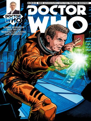 cover image of Doctor Who: The Twelfth Doctor, Year One (2014), Issue 4