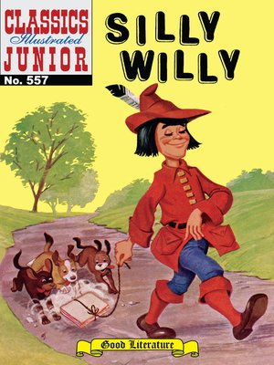cover image of Silly Willy