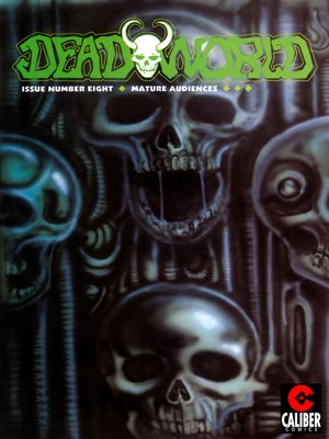 cover image of Deadworld, Volume 2, Issue 8