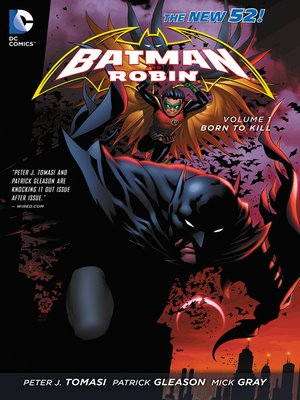cover image of Batman and Robin (2011), Volume 1
