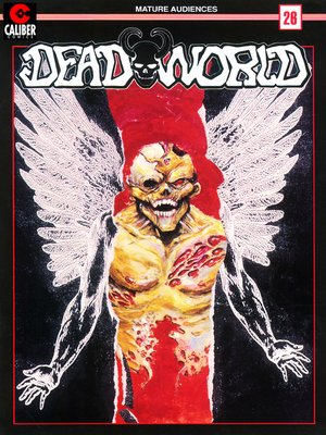 cover image of Deadworld, Issue 26