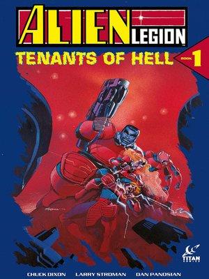 cover image of Alien Legion (1984), Issue 43