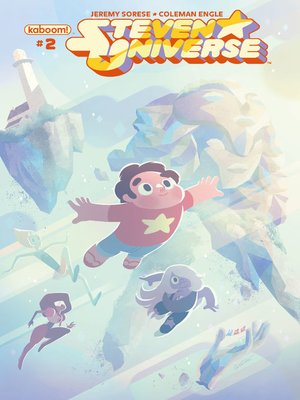 cover image of Steven Universe (2014), Issue 2