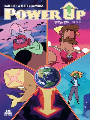 cover image of Power Up, Issue 6