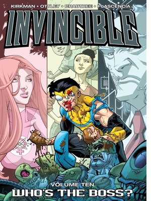 cover image of Invincible (2003), Volume 10